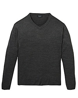Capsule V Neck Jumper