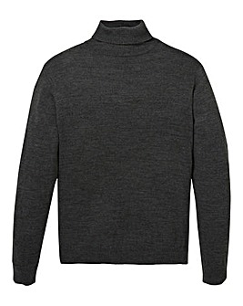 Capsule Roll Neck Jumper