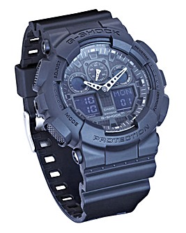 G-Shock Gents Oversized Black Watch