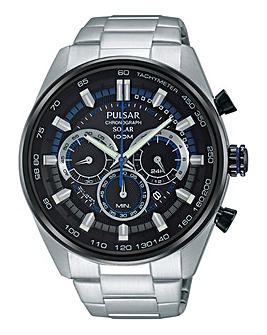 Pulsar WRC Gents Bracelet Watch