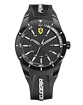 Scuderia Ferrari Red Rev Black Watch