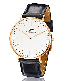 Daniel Wellington Sheffield Rose Watch