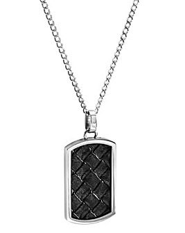 Fred Bennett Gents Leather Pendant