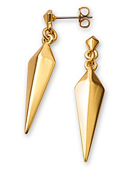Fiorelli Spike Drop Earrings
