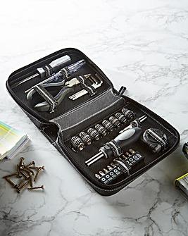 Personalised 27 Piece Tool Set