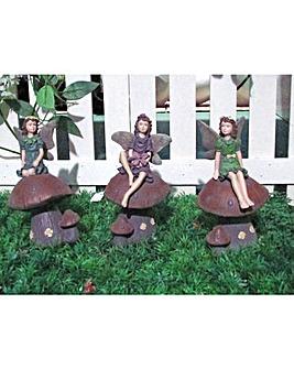 3 Pack Fairies