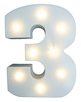 Light Up Number