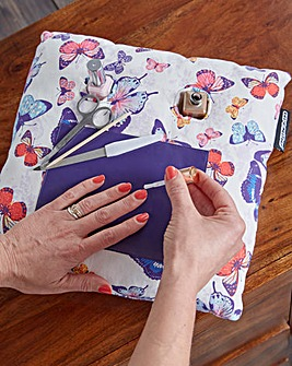 Coz-E-Nailbar Butterfly Cushion