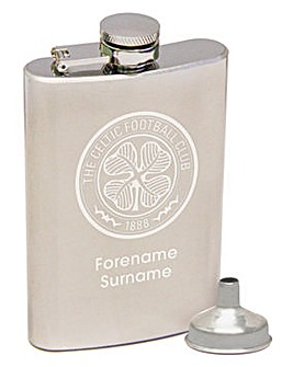 Personalised Football Shirt Hipflask