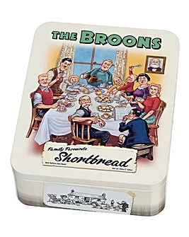 The Broons Shortbread
