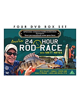 Personalised DVD Set Matt Hayes Fishing
