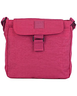 Artsac Tall Zip Top Flap Fastening