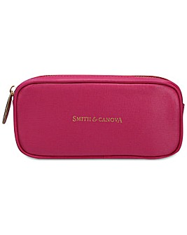 Smith & Canova Zip Round Glasses Case