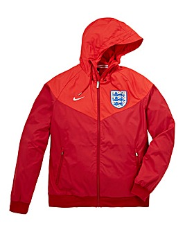 Nike Official England Windrunner