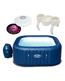 Lay-Z Spa Hawaii Airjet Bundle Deal