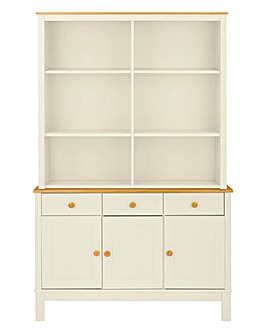 Hove Farmhouse Style Dresser Unit