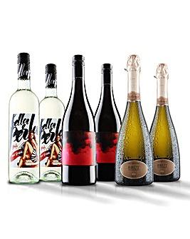 Virgin Wines 6 Pack Wine