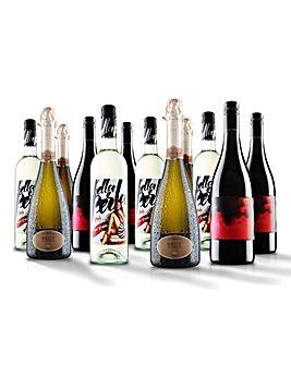Virgin Wines 12 Pack Wine