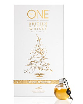 Lakes Distillery 6 Whisky Baubles