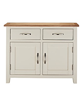 Harrogate Two Tone Oak Sideboard