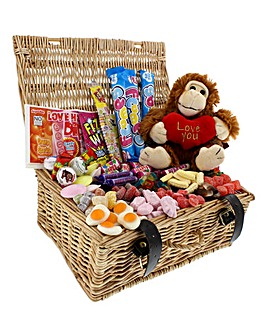 Personalised Cheeky Monkey Hamper