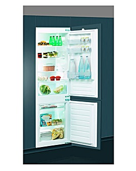 Indesit Built in 55cm Fridge Freezer