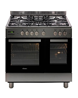 Candy 90cm Dual Fuel Range Cooker