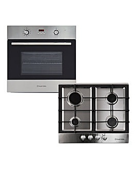 Russell Hobbs Built In Oven and Gas Hob