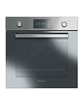 Candy Single Fan Oven with Ceramic Hob
