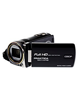 Praktica DVC Full HD Camcorder