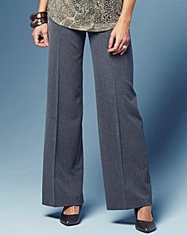 Wide Leg Trousers Short