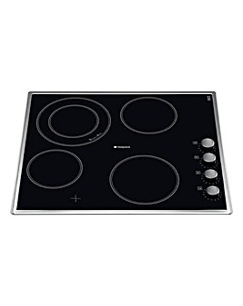 Hotpoint 4 Ring Electric Built-In Hob