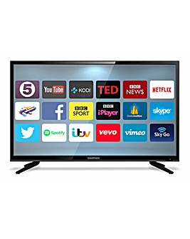 Goodmans 40in 4K Smart LED TV