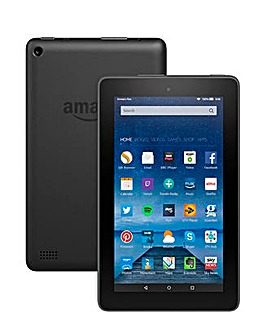 Amazon Kindle Fire 7in 8GB Tablet & Case
