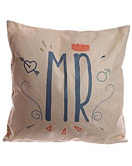 Decorative MR Cushion