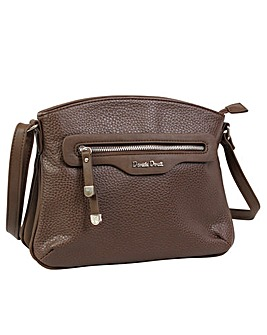 Daniele Donati Faux Leather Shoulderbag