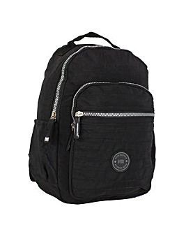 New Rebels Crinkle Nylon Backpack