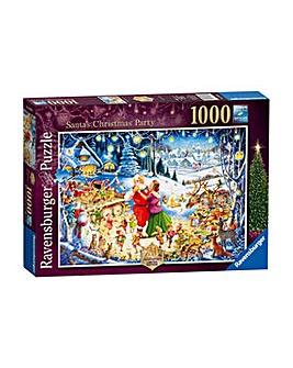 Ravensburger 2016 Christmas Puzzle