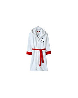 Assassins Creed Adult Fleece Robe.