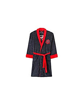 Kylo Ren Adult Fleece Robe.