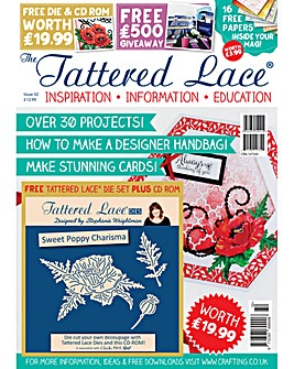 Tattered Lace Magazine Issue 32