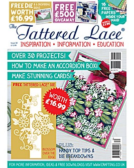 Tattered Lace Magazine Issue 30