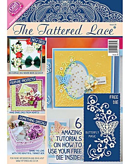 Tattered Lace Magazine Issue 20