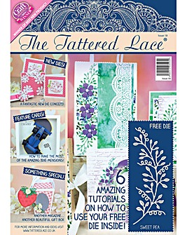 Tattered Lace Magazine Issue 18