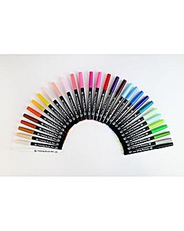 Sakura Marker Pens - set of 31