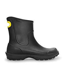 Crocs Mens Welly Rain Boot
