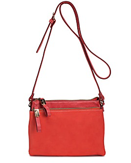 Jane Shilton Keira - Multi Zip Shoulder