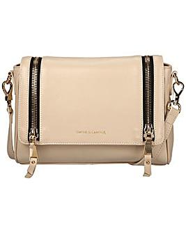 Smith & Canova Flap-over Shoulder Bag