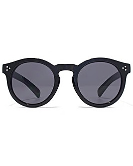 M:UK Camden Vintage Round Sunglasses