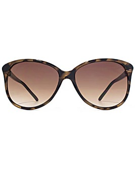 Carvela Chain Detail Cateye Sunglasses
